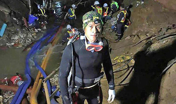 Return to Tham Luang Cave - a personal perspective | News by Thaiger