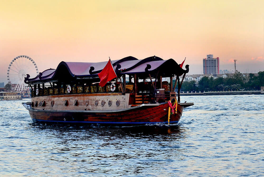 Bangkok's Anantara adds second luxury charter boat | News by Thaiger
