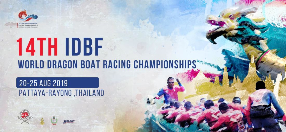 Ready, set, Dragonboats are GO! World Champs come to Pattaya in August | News by Thaiger