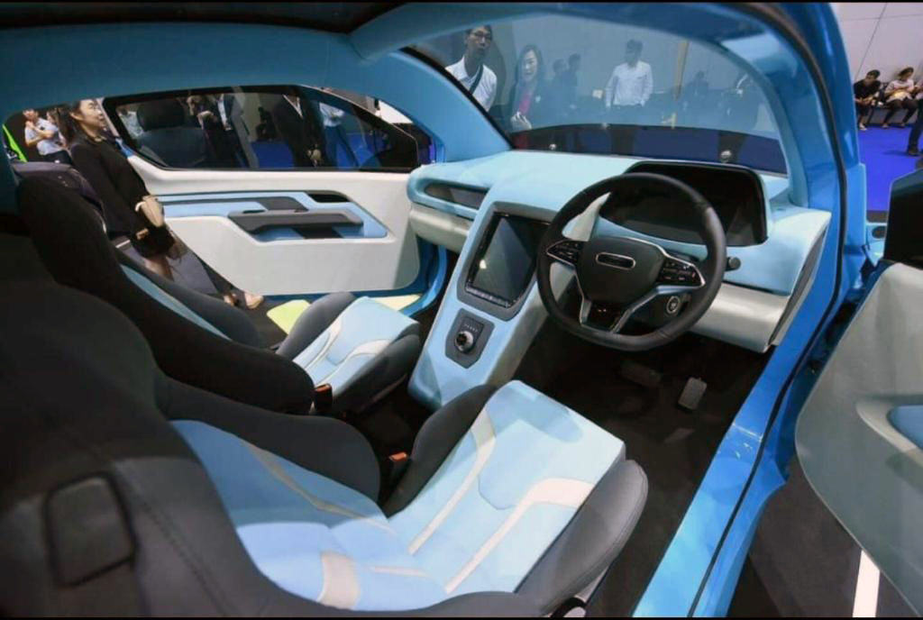 The Tesla of Thailand takes on the big car-makers   News by Thaiger