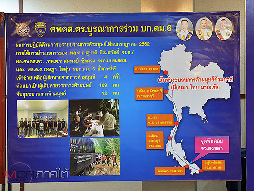 Over 600 foreigners arrested in southern Thailand for overstays and illegal entry | News by Thaiger