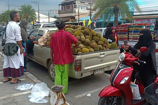 Durian drives southern economy with new Chinese 700 million baht factory   News by Thaiger