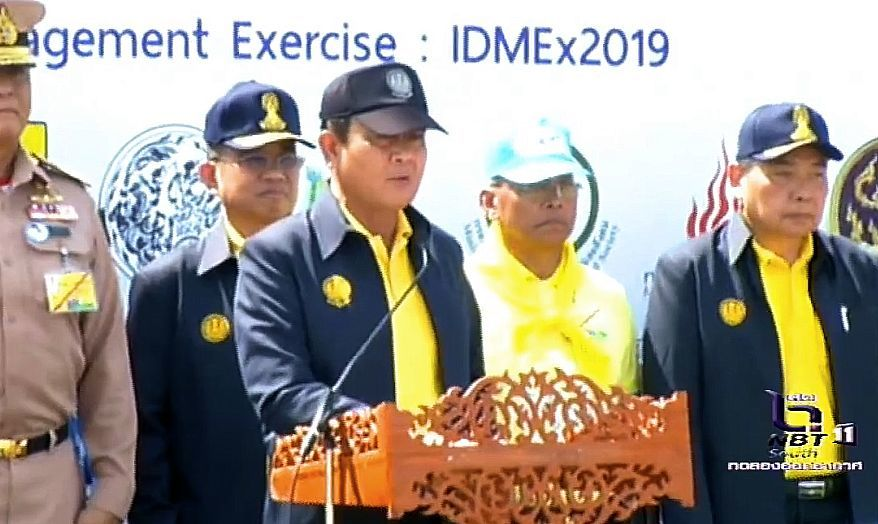 PM opens Chalong Underpass, visits Yamil and Navy Area 3, Phuket | News by Thaiger
