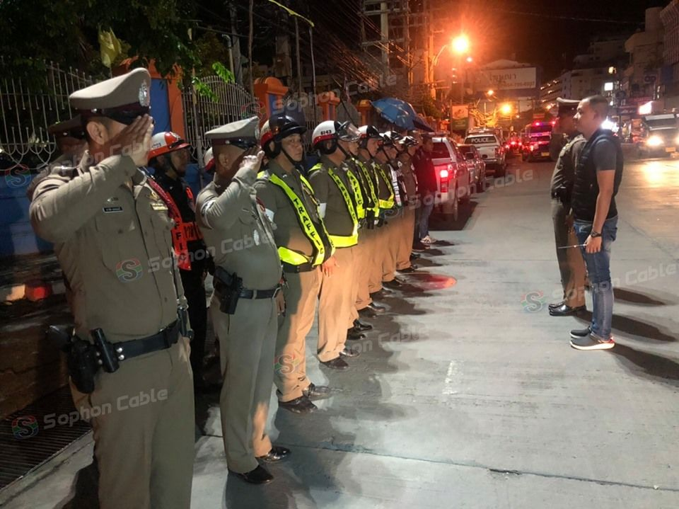 Pattaya police purge on motorbike rental shops and renters   News by Thaiger