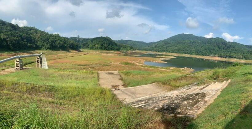 Phuket's looming high season water crisis | News by Thaiger