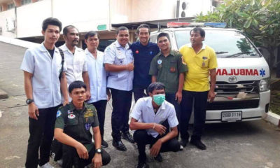 Toon is on the run again for hospitals in the Andaman region | The Thaiger