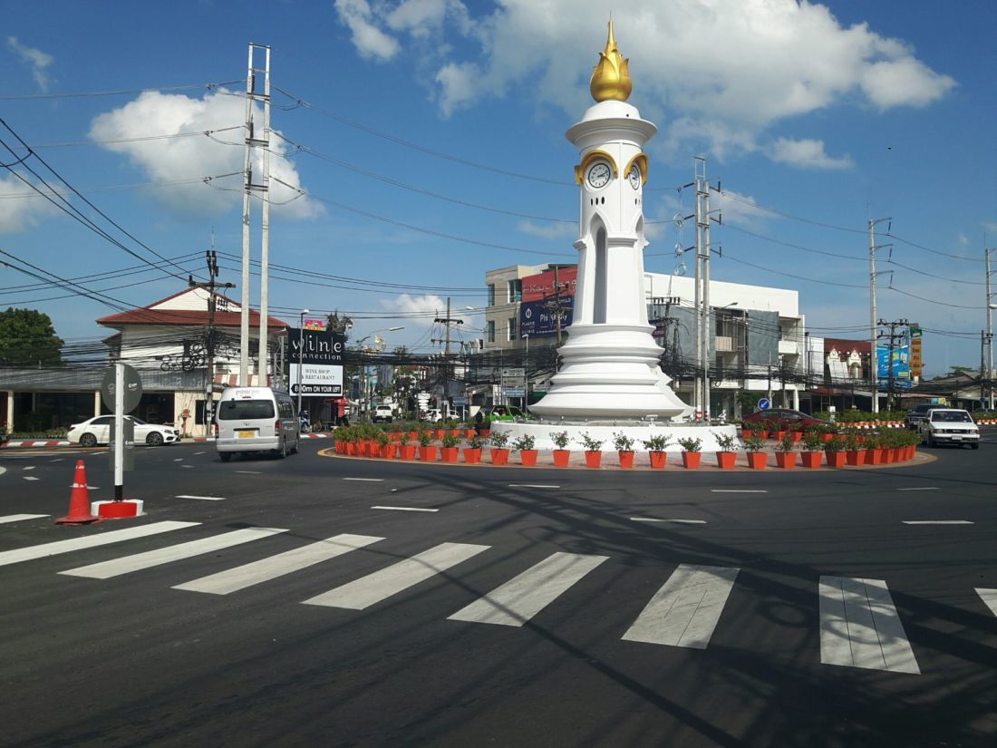 Four down, one to go - Phuket's traffic underpass network