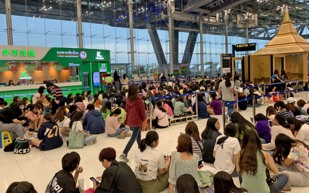 A proposal for Greater Bangkok's fourth airport