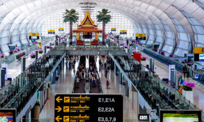 BKK passenger arrivals expected to surge to 200,000 a day in October | Thaiger
