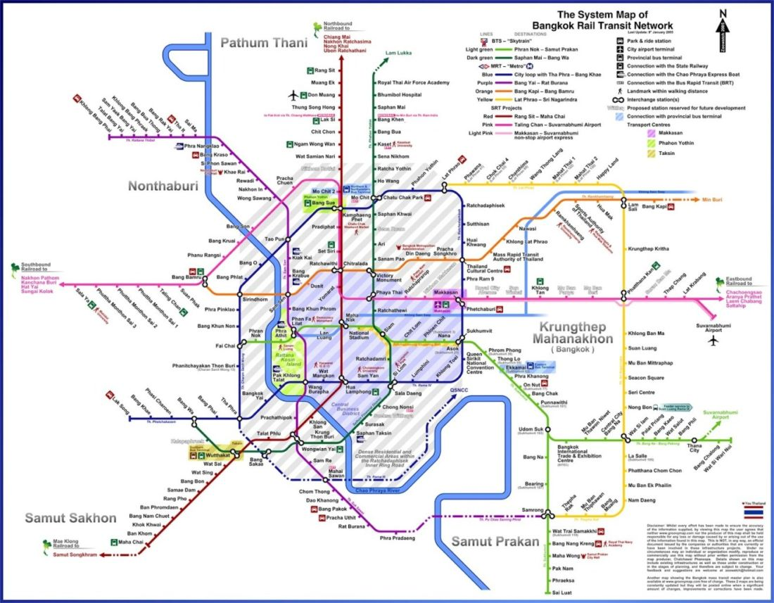 Bangkok's MRT to start passenger free 'test drive' on Blue Line extension this month   News by Thaiger