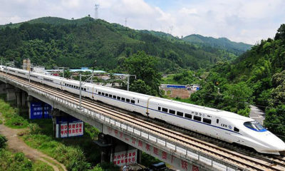 Heading south at speed: The China–Laos railway | The Thaiger