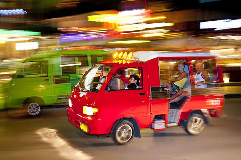 Thailand's taxi and tuk tuk scams and annoyances | News by Thaiger