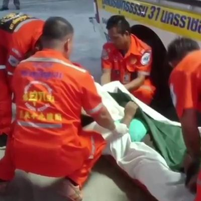Cambodian petrol station attendant shot in Nakhon Ratchasima   News by Thaiger