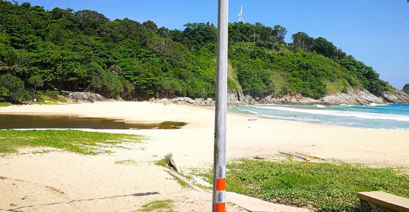 Blackwater at Phuket's Nai Harn beach due to 'natural causes' | News by Thaiger