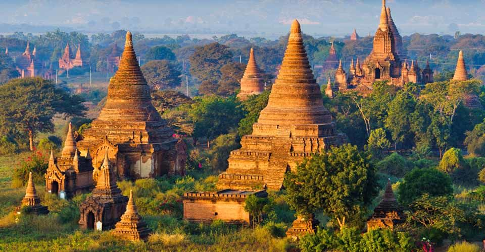 Myanmar's 'Bagan' awarded UNESCO World Heritage status | News by Thaiger