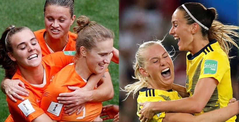 3 ก.ค. ตีสองคืนนี้ 'PPTVHD' ยิงสดบอลโลกหญิงรอบรองชนะเลิศ เนเธอร์แลนด์-สวีเดน - ลิงก์ดูบอล | The Thaiger