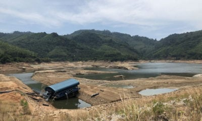 Phuket's water shortage solution – pump it from the mainland | Thaiger