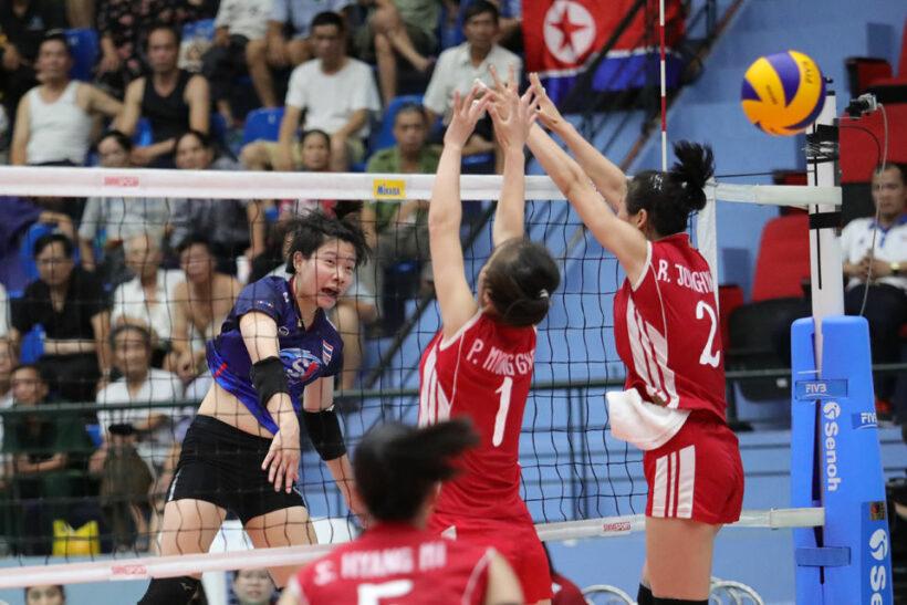 ตารางแข่งขันวอลเลย์บอลหญิงU23 ชิงแชมป์เอเชีย 19 ก.ค. ชมสดไทย-ไต้หวัน | News by The Thaiger