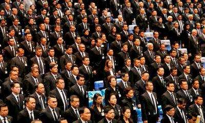 Opposition's early assault on the new Thai government | The Thaiger