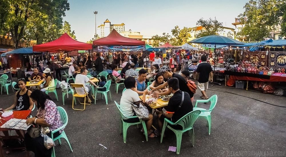 Government unveils 12 policies – BKK street food return and a higher minimum wage