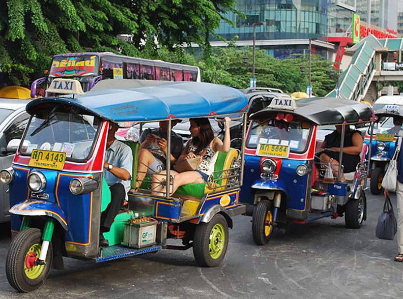 Thailand's taxi and tuk tuk scams and annoyances | Thaiger