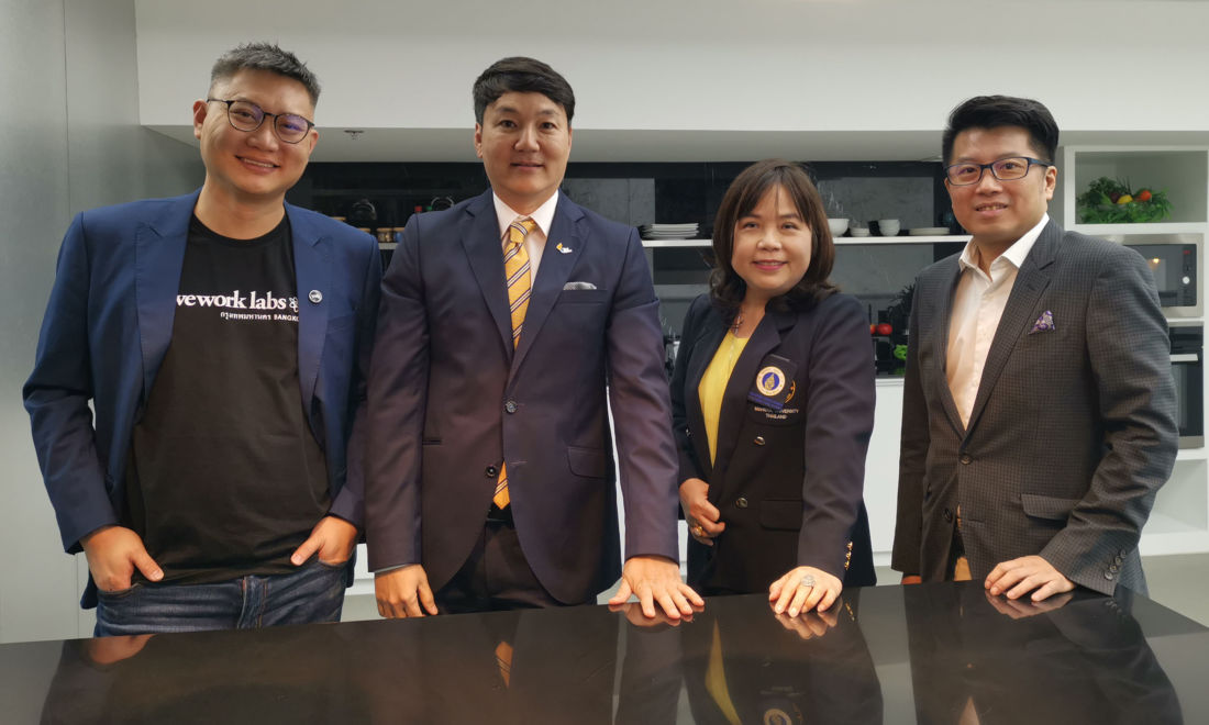 WeWork Labs join hands with local industry to innovate Thailand's food industry | News by Thaiger