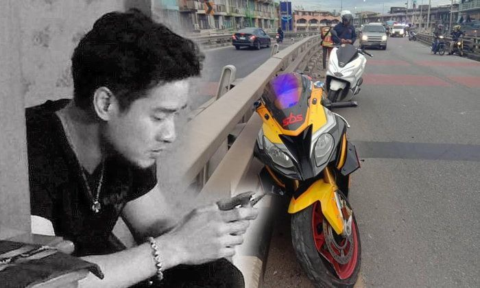 Big bike rider decapitated in horror crash in Bangkok | News by Thaiger