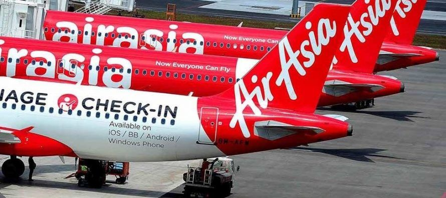 Air Asia loyalty program email scams on the loose again