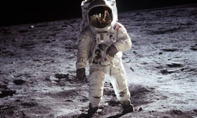 """That's one small step for man"" – Armstrong steps on the moon 50 years ago 
