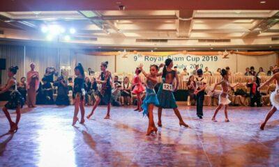 Thailand's biggest ballroom dancesport championship 'Royal Siam Cup' in Pattaya | The Thaiger