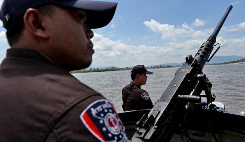 Booming regional meth industry - Thailand, Myanmar, China