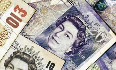 British Pound was close to the worst performing currency in the world | The Thaiger