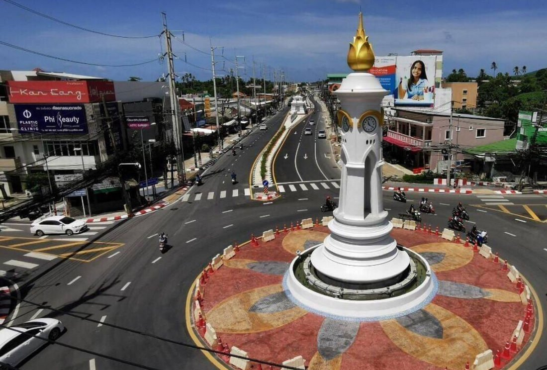 Four down, one to go - Phuket's traffic underpass network nearly complete   News by Thaiger