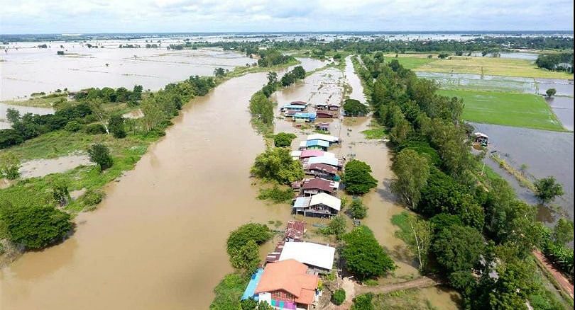 North-central Thailand's Yom River in Phichit runs low | News by Thaiger