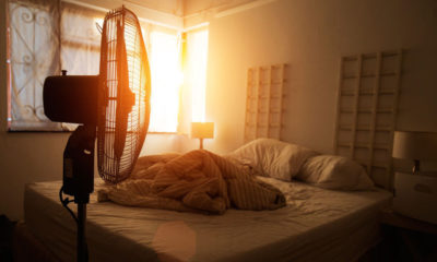 Is sleeping with your fan making you sick? | The Thaiger