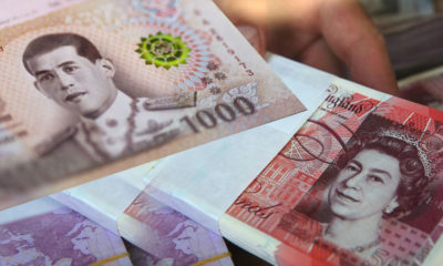 British and Australian expats and tourists ponder the Thai baht   Thaiger