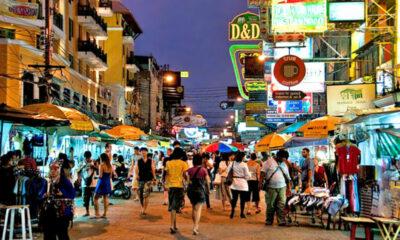 Bangkok's 'Backpacker Central' gets a makeover | Thaiger