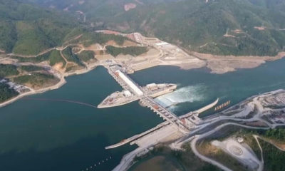 Xayaburi Dam owners say they're not responsible for dry Mekong River | Thaiger