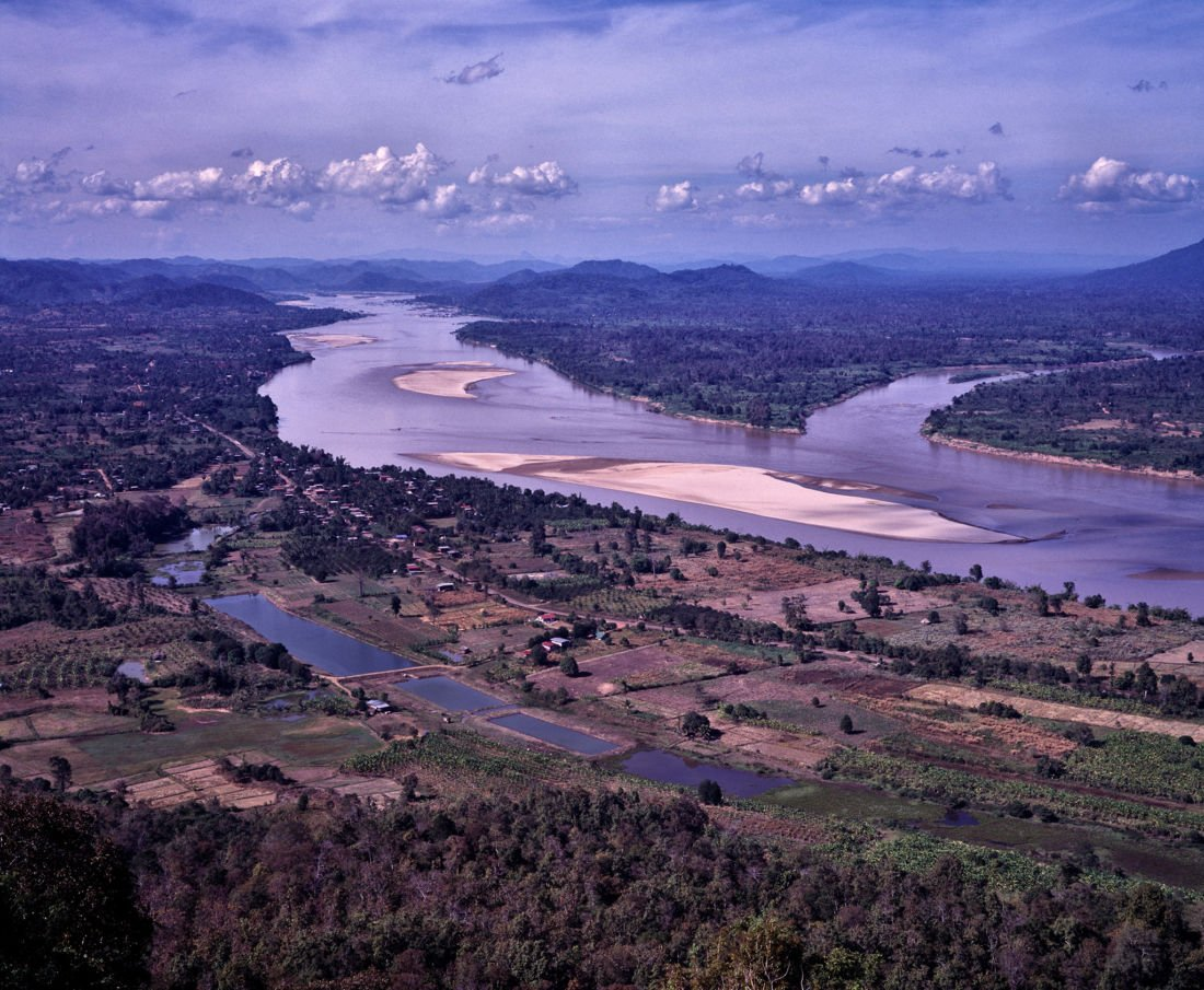 Dams, politics and greed are killing the mighty Mekong River | News by Thaiger