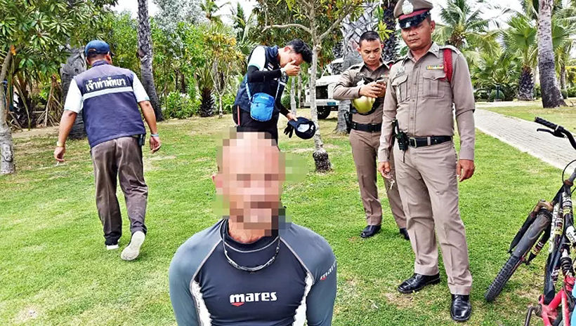 Canadian nuisance arrested in Pattaya for harassing people with his jet ski   News by Thaiger