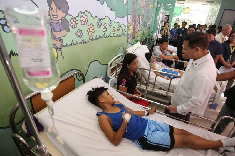 The Philippines declares national dengue epidemic | The Thaiger