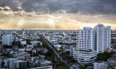 Thai weather man issues rain warnings for south and east | The Thaiger