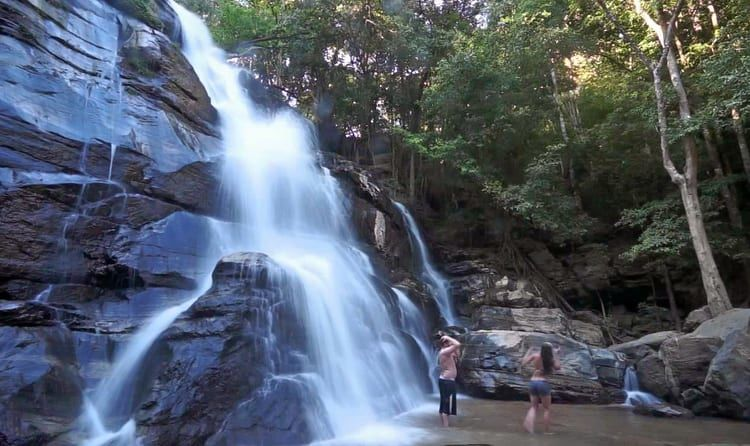Mae Sa and Tad Mork waterfalls in Chiang Mai closed | News by Thaiger