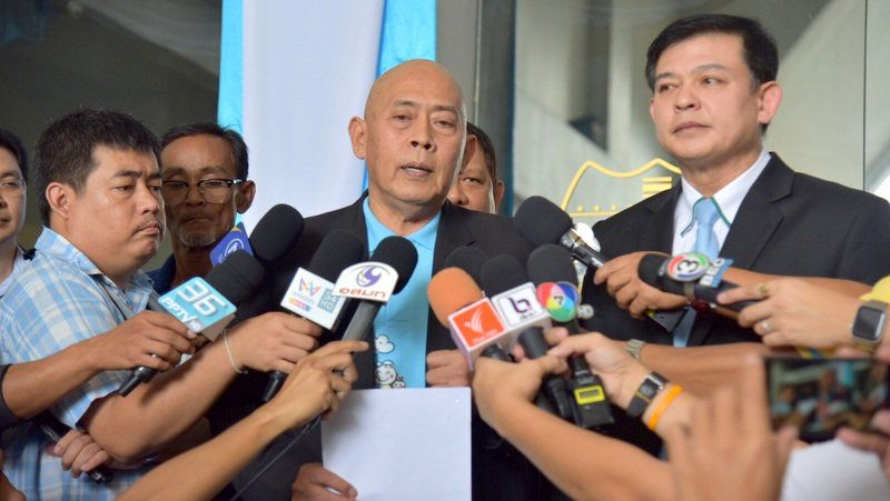 Official complaint filed with the DSI over The Peaks Residences Condominium in Phuket | News by Thaiger