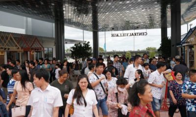 New Central Village luxury outlet opens for business at BKK | The Thaiger
