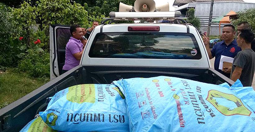 Farmers fall for fake fertiliser in Kalasin   News by Thaiger