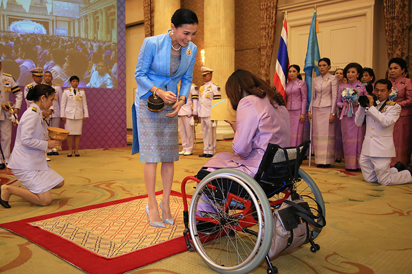 HM the Queen makes her first solo speech at Thai Women's Day | News by Thaiger