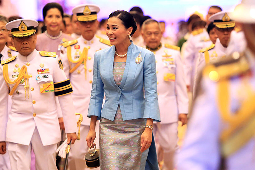 HM the Queen makes her first solo speech at Thai Women's Day | Thaiger
