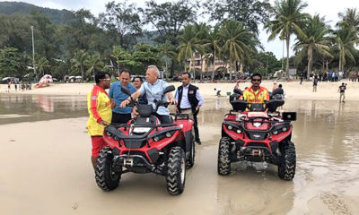 "New tourism minister says tourist numbers in Phuket ""not as bad as media say"" 