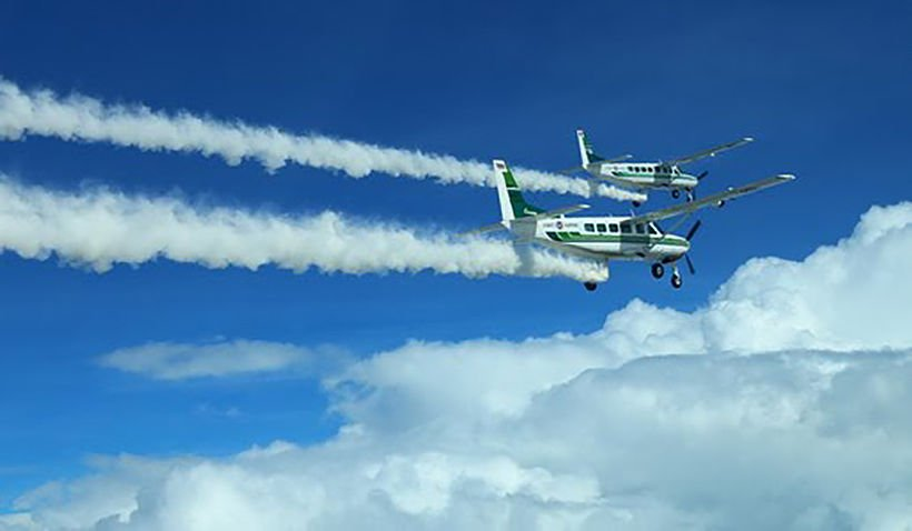 Department ramps up cloud-seeding to ease drought in the Thailand's northeast | News by Thaiger
